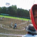 高校野球はやっぱいいいですね!たった1人のために応援に行ってきました!
