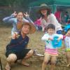家族で福井県に海水浴に行ってきました!やっぱり自然に触れるのはいいなぁと思いました!
