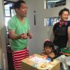 みんなでワイワイ大人も子どもも大喜び!マックス塾長バースデーパーティーがネオカスタムガーデンガレージアクアライズで開催されました!