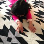 4さいの娘のチャレンジ!【おうちでできる】とび箱を飛べるようにする練習