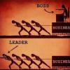 ボスとリーダーの違い